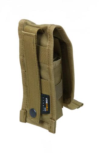 Ціна Підсумок для Гранат Підствольні / Підсумок гранатний 40мм молле Pantac Malice EV Single 40mm Grenade Pouch PH-C420, Cordura