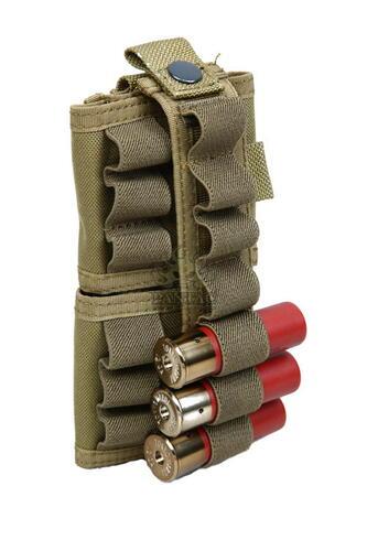 Ціна Підсумок для Патронів 12й калібру / Pantac Shotgun Shell Pouch PH-C710 RAV, Cordura