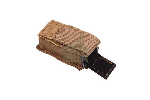 Ціна Підсумок для Магазинів пістолетних / Shark Gear Molle 9mm Single Mag Pouch With Hard Insert 80222, 900D (discontinued)