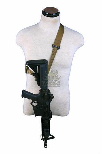 Ціна Ремінь для зброї / Триточковий ремінь для зброї Pantac One Point Sling SL-N13B