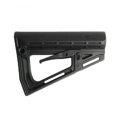 IMI ZS101/ZSP01: TS-1 Tactical Stock W/Overmolded Buttplate + TS1 Extended Overmolded Buttplate