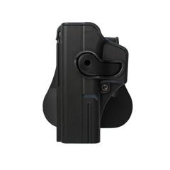 IMI-Z1020LH тактическая полимерная кобура для Glock под ЛЕВУЮ РУКУ 19/23/32 (также вмещает Gen.4)