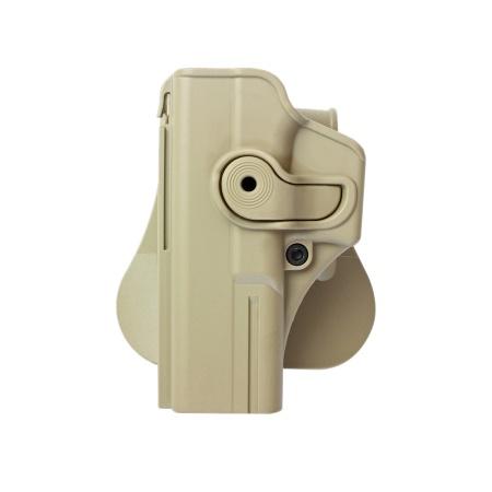 Ціна Полімерні кобури та аксесуари / Тактична полімерна кобура для Glock під ЛІВУ РУКУ 19/23/32 (також для Gen.4) IMI-Z1020LH