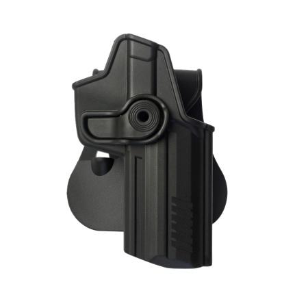 Ціна Полімерні кобури та аксесуари / Тактична полімерна кобура для Heckler & Koch 45/45C IMI-Z1220