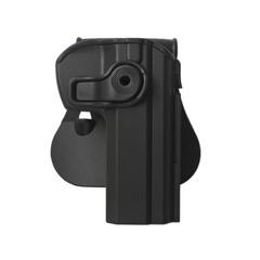 IMI-Z1330 тактична полімерна кобура для CZ 75/75B COMPACT/75B OMEGA (9mm/.40), CZ 85