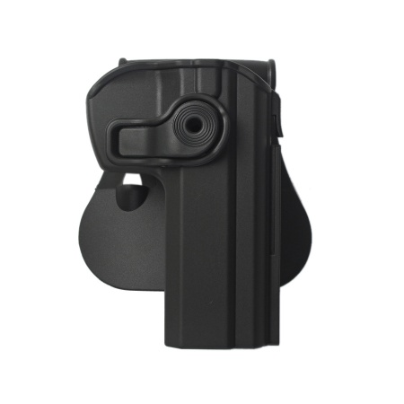 Ціна Полімерні кобури та аксесуари / IMI-Z1330 тактична полімерна кобура для CZ 75/75B COMPACT/75B OMEGA (9mm/.40), CZ 85