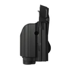 IMI-Z1500 тактична полімерна кобура Tactical Light/Laser holster LEVEL II для Sig Sauer P250 Compact, P250 FS, P227, P220, P226, P229, Sig Pro 2022, MK25
