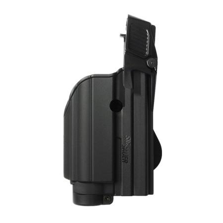 Ціна Полімерні кобури та аксесуари / IMI-Z1500 тактична полімерна кобура Tactical Light/Laser holster LEVEL II для Sig Sauer