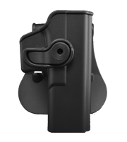 IMI-Z1010 тактическая полимерная кобура для Glock 17/22/31 (также вмещает Gen.4)