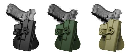 Ціна Полімерні кобури та аксесуари / Тактична полімерна кобура для Glock 19/23/32 (також для Gen.4) IMI-Z1020