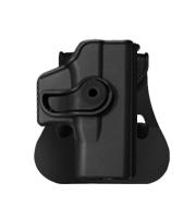 IMI-Z1040 тактическая полимерная кобура для Glock 26/27/33/36 (также вмещает Gen.4)