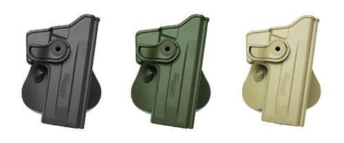 Ціна Полімерні кобури та аксесуари / Тактична полімерна кобура для Sig Sauer 226 (9mm/.40/357) IMI-Z1070