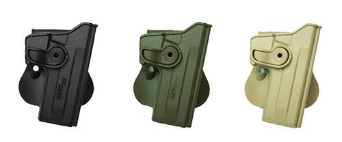 Ціна Полімерні кобури та аксесуари / IMI-Z1080 тактична полімерна кобура для Sig Sauer 220/228