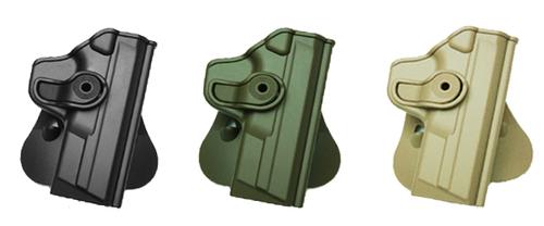 Ціна Полімерні кобури та аксесуари / Тактична полімерна кобура для Smith & Wesson (S&W) M&P (9mm/.40/357) IMI-Z1120