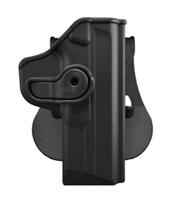 IMI-Z1120 тактична полімерна кобура для Smith & Wesson (S&W) M&P (9mm/.40/357)