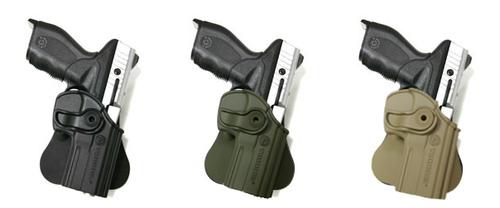 Ціна Полімерні кобури та аксесуари / IMI-Z1190 тактична полімерна кобура для Taurus 24/7 і Taurus 24/7-OSS