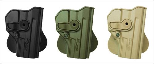 Ціна Полімерні кобури та аксесуари / IMI-Z1290 тактична полімерна кобура для Sig Sauer SIG Pro SP2022/SP2009