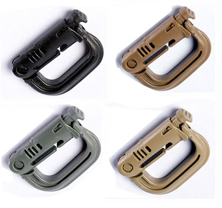 Ціна Утиліти / ITW Grimloc Carabiner