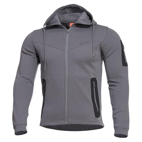 Ціна Кофти та светри, фліс / Літній тактичний светр із капюшоном Pentagon PENTATHLON K08023