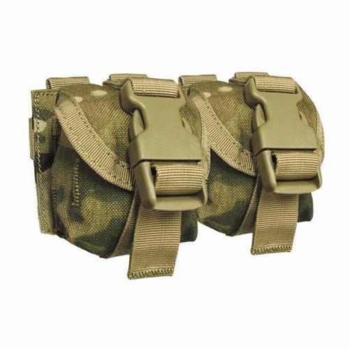 Ціна Підсумок для Гранат Осколкових / Гранатний підсумок подвійний молле Condor Double Frag Grenade Pouch MA14