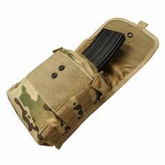 USGI MOLLE 200 ROUND SAW GUNNER AMMO POUCH