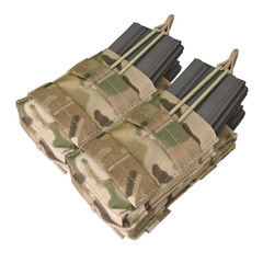 Condor Double Stacker M4 Mag Pouch MA43