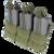 Цена Підсумок для Магазинів гвинтівки (AR/М-серія та інші) / Condor Triple Stacker M4 Mag Pouch MA44