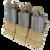 Цена Підсумок для Магазинів гвинтівки (AR/М-серія та інші) / Підсумок потрійний для AR магазинів карабіну молле Condor Triple Stacker M4 Mag Pouch MA44