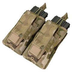 Підсумок подвійний для AR магазинів карабіну молле Condor Double Stacker M4 Mag Pouch MA43
