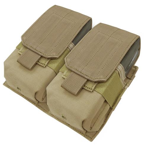 Ціна Підсумок для Магазинів гвинтівки (AR/М-серія та інші) / Підсумок для магазинів гвинтівки подвійний молле Condor Double AR10/M-14 Mag Pouch MA63