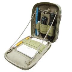 Pantac Messenger Accessory Pocket Type A OT-N575, 420D Nylon