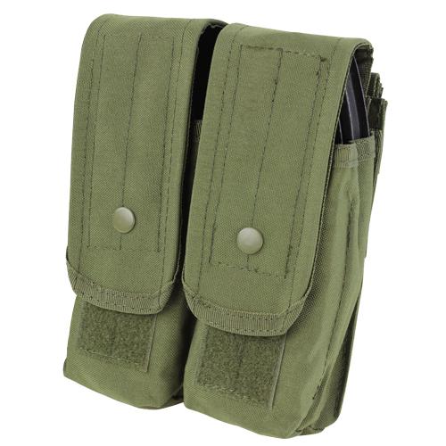 Ціна Підсумок для Магазинів гвинтівки (АК-серія та СВД) / Підсумок для магазинів карабіну подвійний молле Condor Double AR/AK Mag Pouch MA6