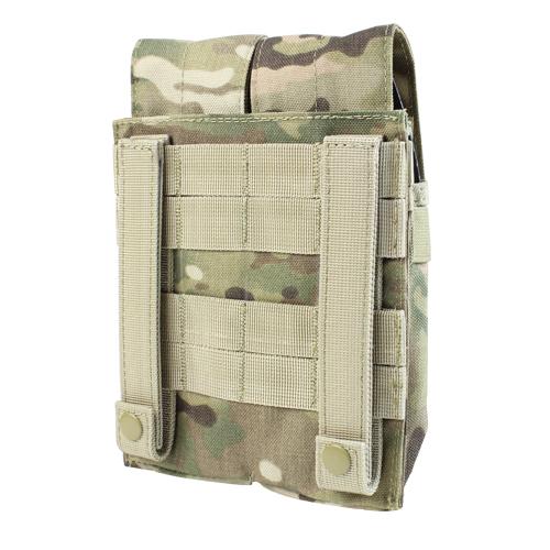 Ціна Підсумок для Магазинів гвинтівки (АК-серія та СВД) / Condor Double AK Kangaroo Mag Pouch MA71