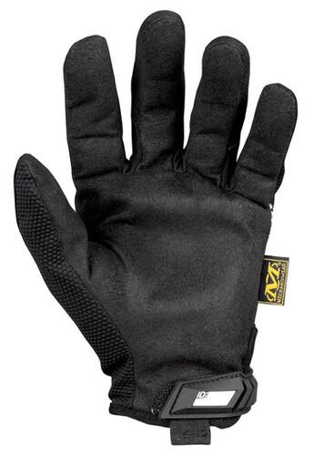 Ціна Рукавички. Комбіновані із шкірою, або синтетичні / Mechanix The Original® Black Glove MG-05