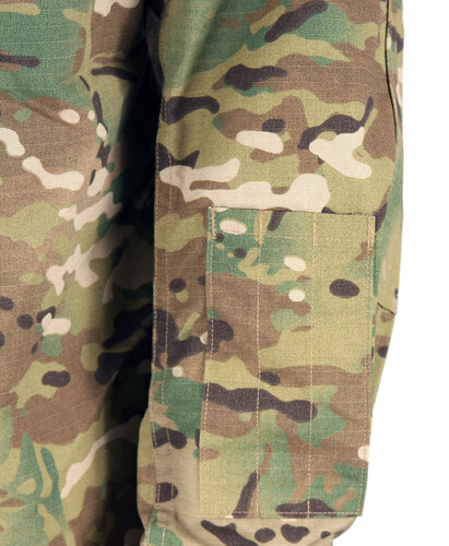 Ціна Військова форма / Військова форма США Propper ACU COMBAT COAT MULTICAM F5418-38-377, BATTLE RIP® 65/35 POLY/COTTON RIPSTOP