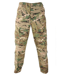 Propper ACU COMBAT TROUSER MULTICAM F5218-38-377, BATTLE RIP® 65/35 POLY/COTTON RIPSTOP