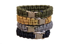 Pantac Paracord Bracelet OT-N536, Small/Medium/Long (7/8/9 дюймов)