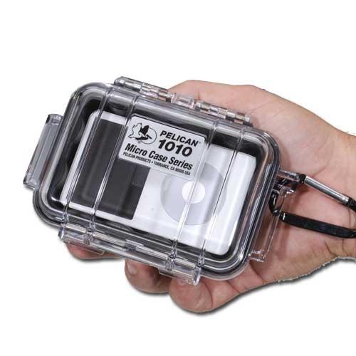 Ціна Ударостійкі вологозахисні контейнери / Pelican Micro Case 1010