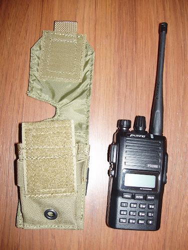 Ціна Підсумок під Рації / Shark Gear Molle Mini Radio Pouch 80004429 (discontinued)