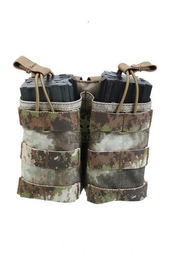 Ціна Підсумок для Магазинів гвинтівки (AR/М-серія та інші) / Підсумок для магазину молле універсальний Pantac Molle Universal Dual Mag Pouch PH-C877, Cordura