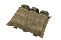Shark Gear M16 Triple Mag Pouch 80001879, Mod A (discontinued)