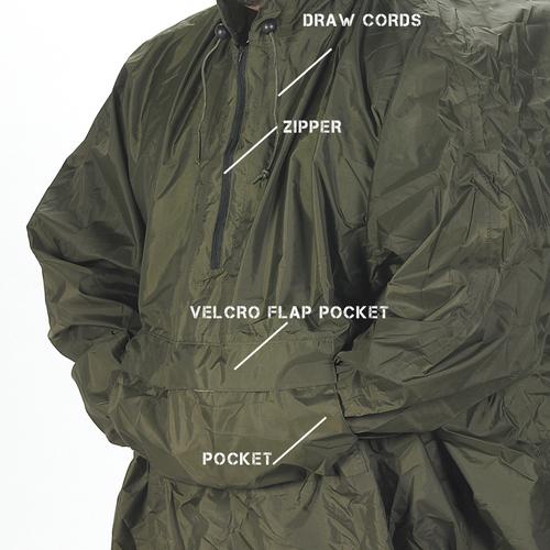 Ціна Дощовий одяг мембр / Snugpak Patrol Poncho 922