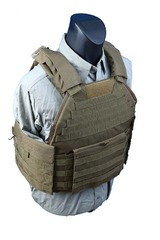 Shark 90002937 Molle SPC Armor Vest, Medium, 900D (discontinued)