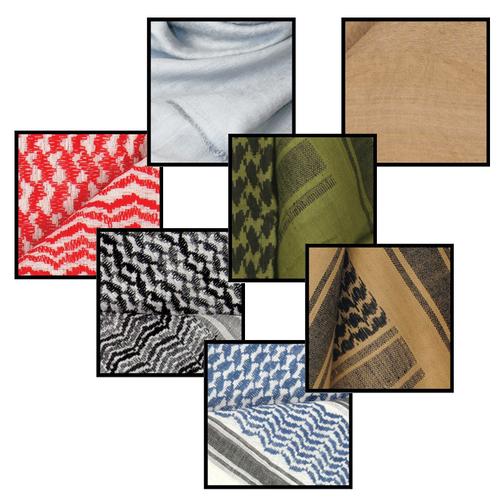 Ціна Бафи, арафатки та шарфи / Тактичний шемаг куфія шарф CAMCON Shemagh 6103