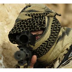 Тактичний шемаг куфія шарф CAMCON Shemagh 6103