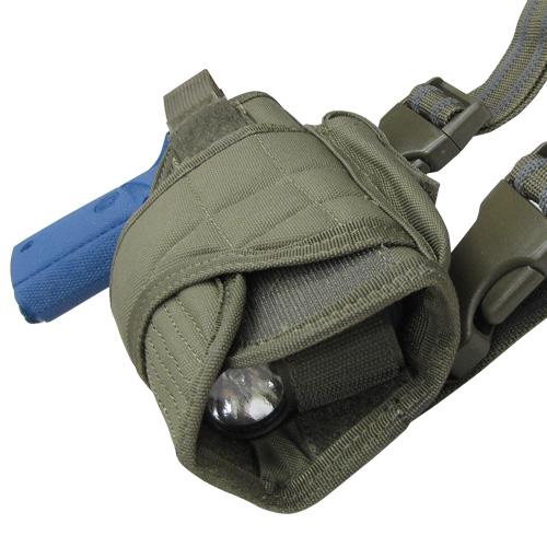 Ціна Матерчаті та прихованого носіння / Кобура на стегно Condor Tornado Tactical Leg Holster TTLH