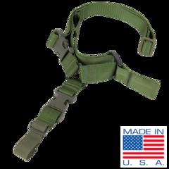 Ремінь для зброї одноточковий Condor Quick One Point Sling US1008