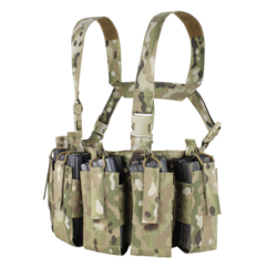 Condor US1051: Barrage Chest Rig MultiCam