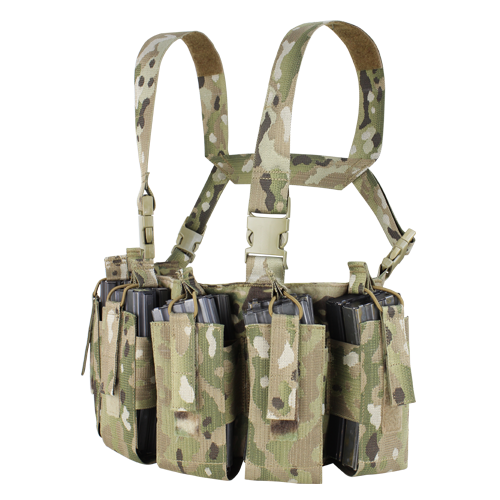 Ціна Нагрудники (Chest Rigs) / Condor Barrage Chest Rig MultiCam US1051