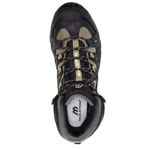 Ціна Взуття / Трекінгові черевики Maelstrom Adventurer Waterproof Hiking Boots Black/Olive 5147